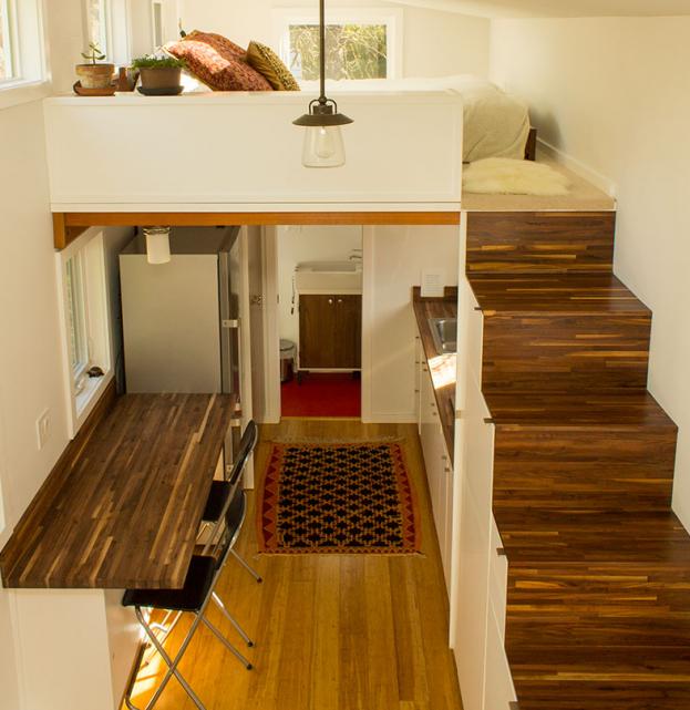 Tiny House Plans Hikari