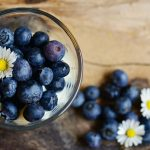 blueberries are high in iron